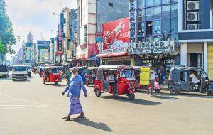 Tuk Tuk's in Colombo